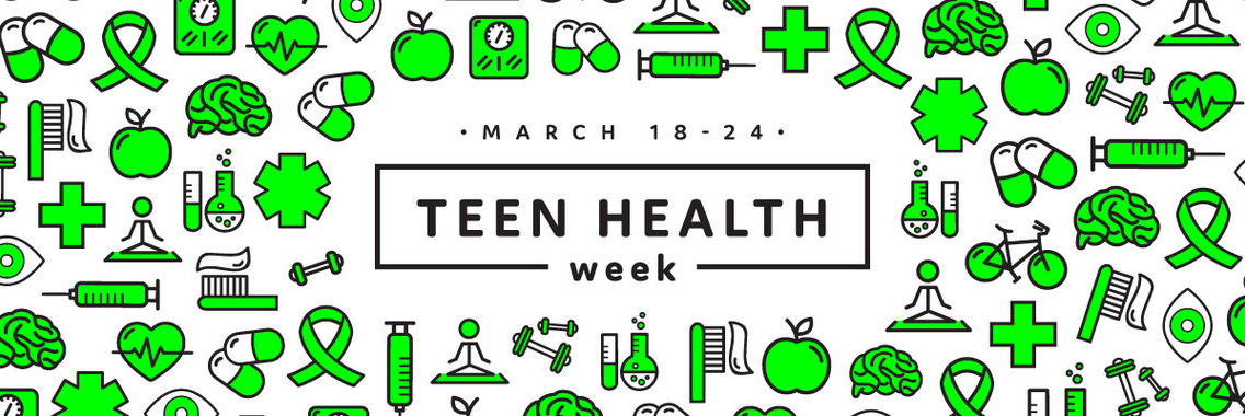 Teen Health Week 2018